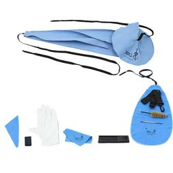 1 Set Sax Cleaning Kit Handy Safe Accessory Supply for Shop