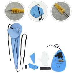 1 Set Sax Cleaning Kit Handy Soft Supply Accessory for Home