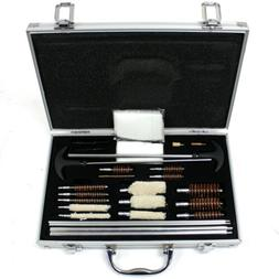 103pc Pro Universal Gun Cleaning Kit for Pistol Rifle Shotgu