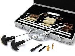 106 Universal Cleaning Kit For Gun Rifle Pistol Shotgun Clea