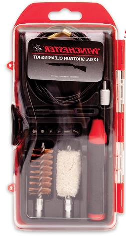 WINCHESTER 12 GAUGE SHOTGUN Cleaning Kit & Case Perfect for