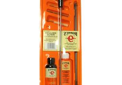 HOPPES .17/.204 Caliber Cleaning Kit with Steel Rod