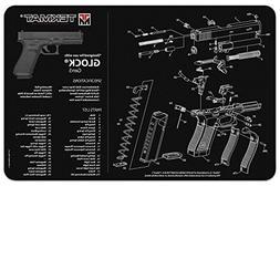 TekMat 17-Glock-G5 Glock Gen5 Handgun Mat