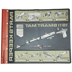 Real Avid 1911 Handgun Cleaning Smart Mat With Parts Keeper