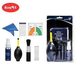 1Pack 7 in 1 Care & Cleaning Kit for Photo Video Camera Lens
