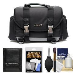 Canon 200DG Digital SLR Camera Case - Gadget Bag + Kit for C