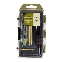 TAC SHIELD .357/.38/9mm Cased Pistol 14-Piece Cleaning Kit