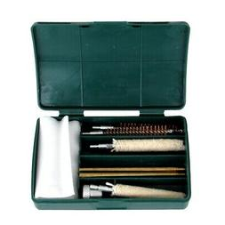 .357 .38 9mm Pistol Hand Gun Cleaning Kit 8 Brushes Brass Ro