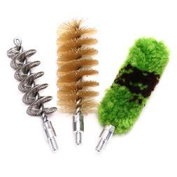 3Pcs/set Tube Brush Head Clean Brush Tool Set For 12GA <font