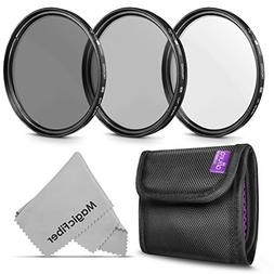 40.5MM Altura Photo Professional Photography Filter Kit  for