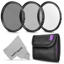 49MM Altura Photo Professional Photography Filter Kit  for C