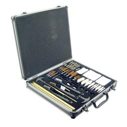 Outers 62 Piece Universal Gun Cleaning Kit Aluminum Case  70