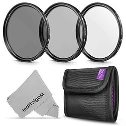 62MM Altura Photo Professional Photography Filter Kit  for C