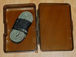 7.62x54r 7.62x39 Bore cleaning snake brush rope swab kit bar