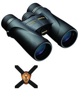 Nikon 7577 Monarch 5 10x42 Binocular  with Enhanced Harness