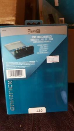 Gunslick 91910 Molded Gun Cleaning Kit w/Rigid & Durable Har