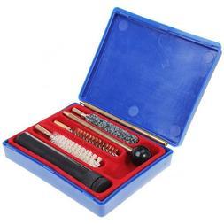 9mm Handgun Cleaning Kit Brass / Nylon / Wool Brush - Brass