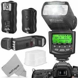 Altura Photo Professional Flash Kit for Nikon DSLR - Include