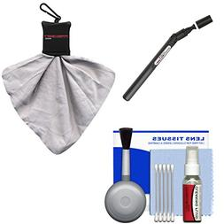 Lenspen SensorKlear II SENSOR Cleaning Pen + Kit for Canon,