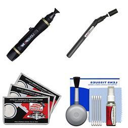 Lenspen SensorKlear II SENSOR Cleaning Pen with Kit for Cano