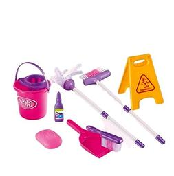 Little Helper – complete cleaning kit pretend toy set for