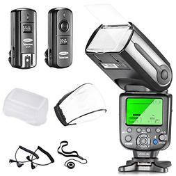 Neewer NW565EX Professional E-TTL Slave Flash Speedlite Kit