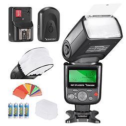Neewer PRO i-TTL FlashDeluxe Kit for NIKON DSLR D7100 D7000