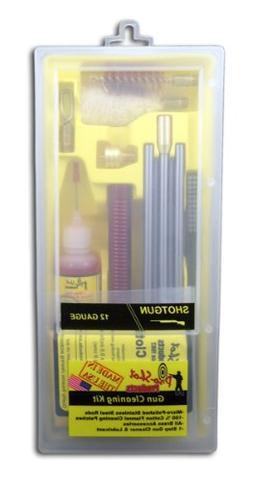 Pro Shot 12 Gauge Shotgun Box Cleaning Kit