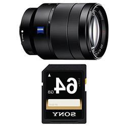Sony 24-70mm f/4 Vario-Tessar T FE OSS Interchangeable Full