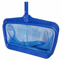 Swimline Professional Heavy Duty Deep-Bag Pool Rake, Blue
