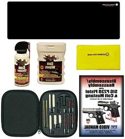 AGI DVD Disassembly & Reassembly SIG SAUER P238 & Colt Musta