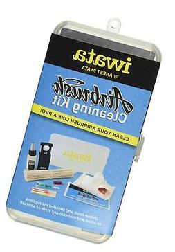 Iwata-Medea Airbrush Cleaning Kit No Refill Pack Standard Pa