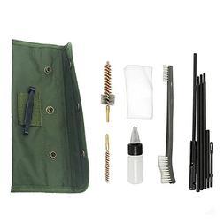 Gadgetmann AR-15 / M16 Field Cleaning Kit, Gun Cleaning Brus