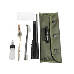 AIRSSON Gun Cleaning Kit Rifle Shotgun Cleaning Kit Brushes