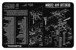 TekMat Beretta PX4 Storm Cleaning Mat / 11 x 17 Thick, Durab