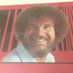 BOB ROSS MASTER PAINT SET VINTAGE UNOPENED # 018918065103 CO