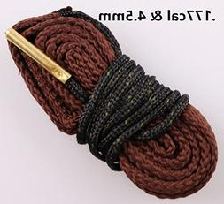 New Bore Cleaner .17 Cal 17HMR .177 Gun Barrel Cleaning Rope