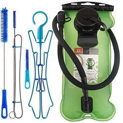 WACOOL 3L 3Liter 100oz BPA Free EVA Hydration Pack Bladder,