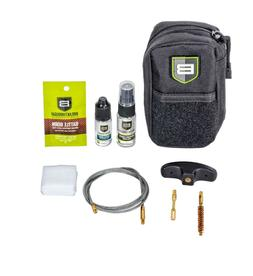 Breakthrough Clean Compact Pull Through Cleaning Kit - .25 C