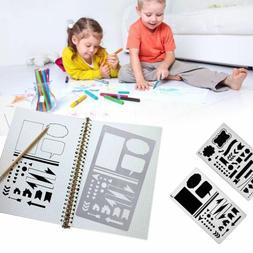 Bullet Journal Stencils Plastic Planner Stencil Journal/Note