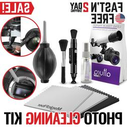 Camera Lens Cleaning Kit DSLR Cleaner Pen Tool Set Nikon Can