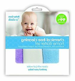 e-cloth Baby Chemical-free Water Only Cleaning Cloths Home S