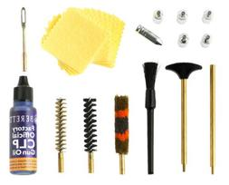 BERETTA CK0912A216509 Deluxe Pistol Cleaning Kit 9mm Luger 8