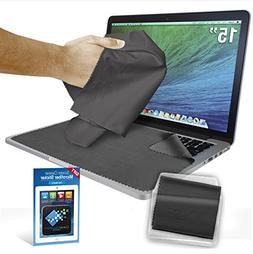 Clean Screen Wizard Microfiber Screen Cleaner and Protector