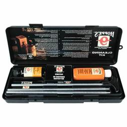 Hoppe's No. 9 Cleaning Kit with Aluminum Rod, Universal Shot