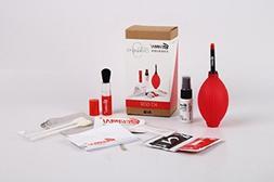 Professional Cleaning Set for DSLR SLR Cameras and Sensitive