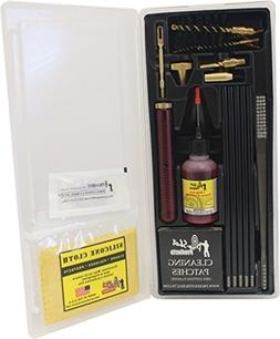 Pro Shot Pro Shot Black Coated Rod Universal Box Kit, Black