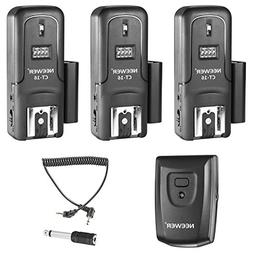 Neewer CT-16 16CH Wireless Flash Trigger Set