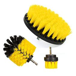 EASJOY Drill Brush Powered Cleaning Brush 360 Attachments 3