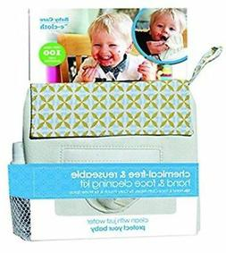 e-cloth Baby Cleaning Kit - Chemical-free & Reusable Hand &